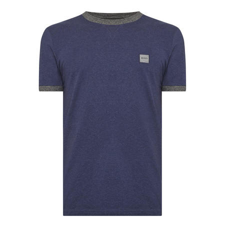 Topical T-Shirt Navy