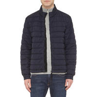 Orcio-D Quilted Jacket Navy