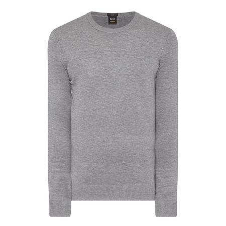 Kwasiros Crew Neck Sweater Grey