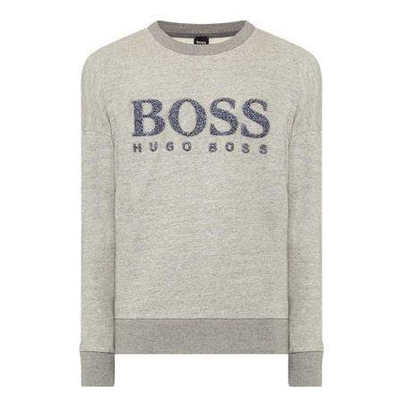 Tarit Crew Neck Sweatshirt Grey
