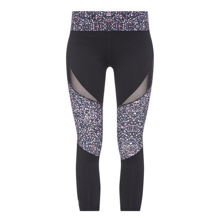 Clio 3/4 Leggings Black