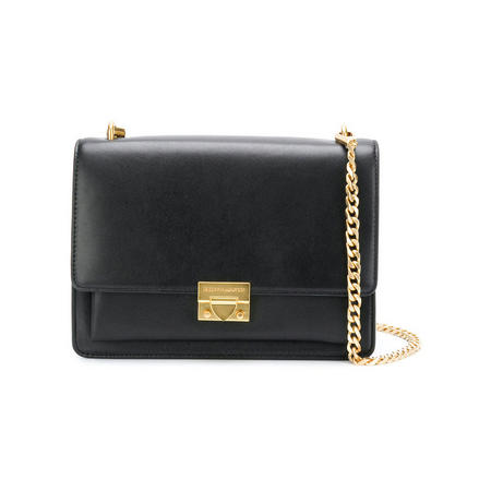 Christy Small Shoulder Bag Black
