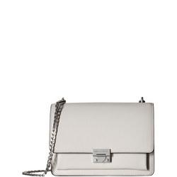 Christy Medium Shoulder Bag Grey