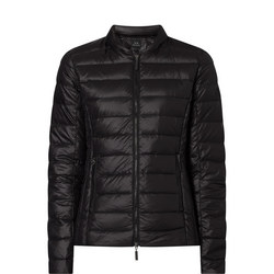 Down Puffa Jacket Black