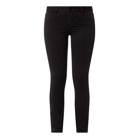 Super Skinny Jeans Black