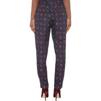 Printed Trousers Multicolour