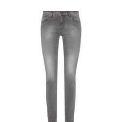 Super Skinny Jeans Grey