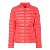 Down Puffa Jacket Red