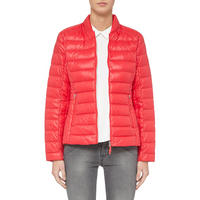 Down Puffa Jacket Red