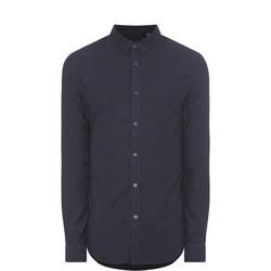Textured Shirt Navy