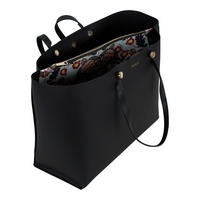 Eden Large Tote Bag Black