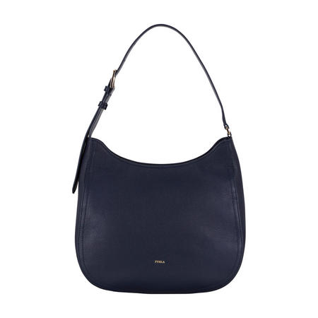 Bloom Medium Hobo Bag Navy
