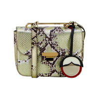 Elisir Mini Crossbody Bag Gold-Tone