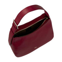 Bloom Medium Hobo Bag Red