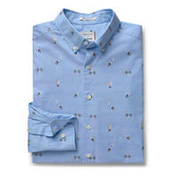Le Mans Embroidered Shirt