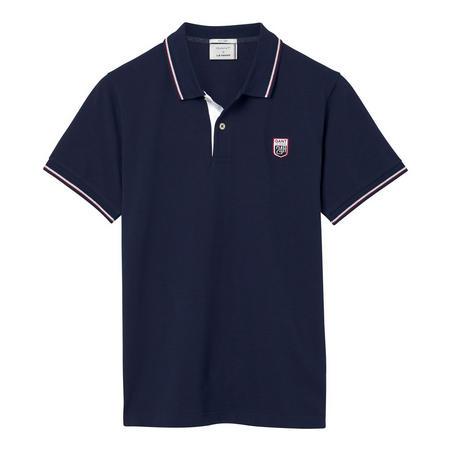 Le Mans Polo Shirt Navy