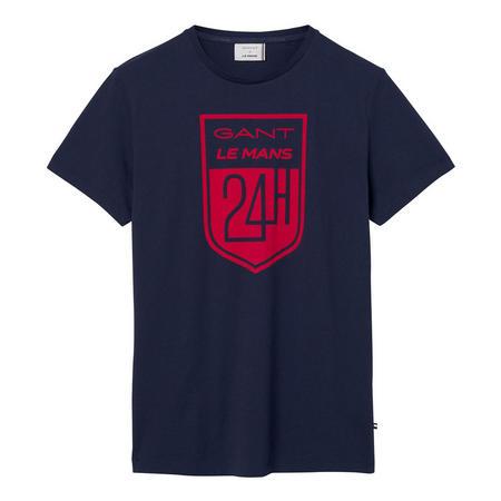 Le Mans T-Shirt Navy