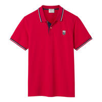 Le Mans Polo Shirt Red