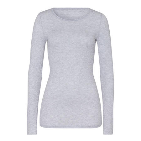 Ultralight Long Sleeve Top Grey