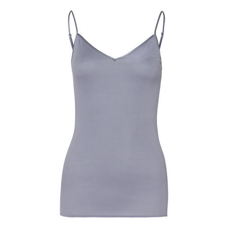Cotton Seamless Camisole Grey