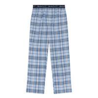 Check Pyjama Bottoms Blue