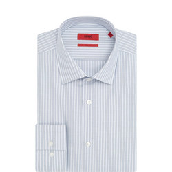 Jenno Stripe Shirt Blue