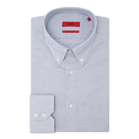 Verdis Patterned Shirt Navy