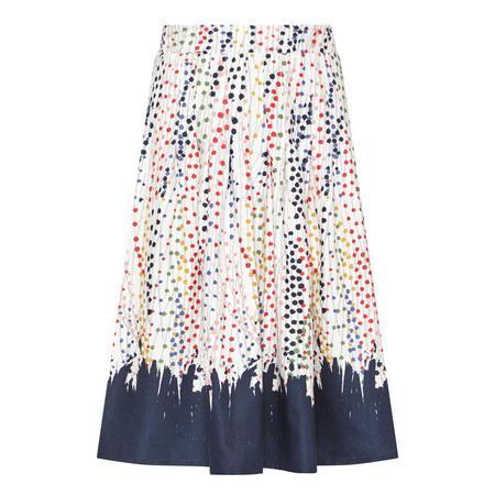Printed Skirt Multicolour