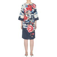 Floral Print Dress Multicolour