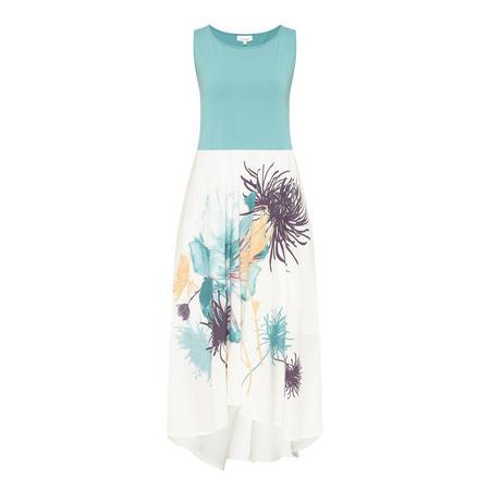 Sleeveless Dress Multicolour