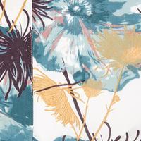 Multicolour Floral Kimono Multi
