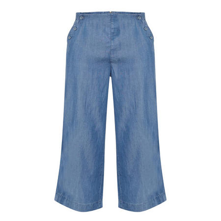 Meen Trousers Blue