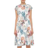 Floral Print Dress Multicolour