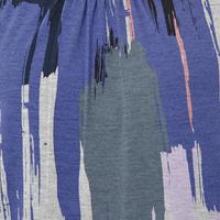 Jan Brunia Dress Purple
