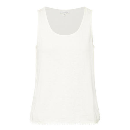 Helina Tank Top White