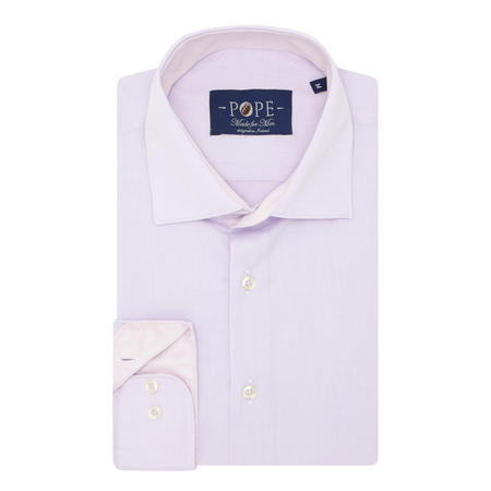Twill Shirt Purple