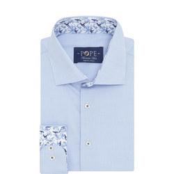 Twill Formal Shirt Blue
