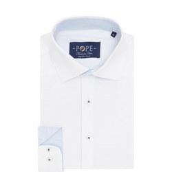 Textured Formal Shirt White