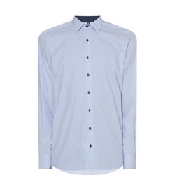 Stripe Modern Fit Formal Shirt