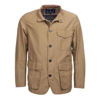 Three Pocket Jacket Beige