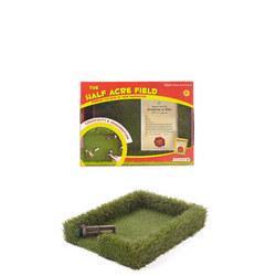 The Half Acre Field Multicolour
