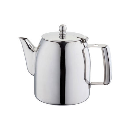 Continental Teapot 4 Cup Set 900Ml  Stainless Steel