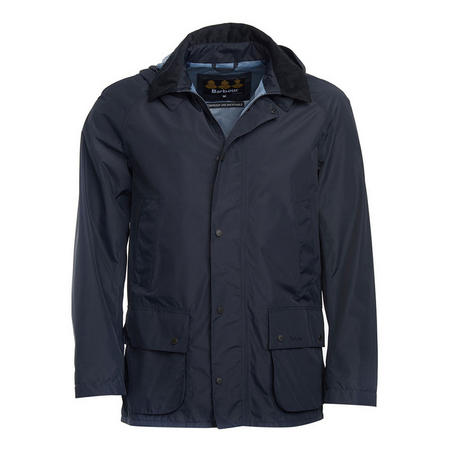 Bann Four Pocket Waterproof Jacket Navy