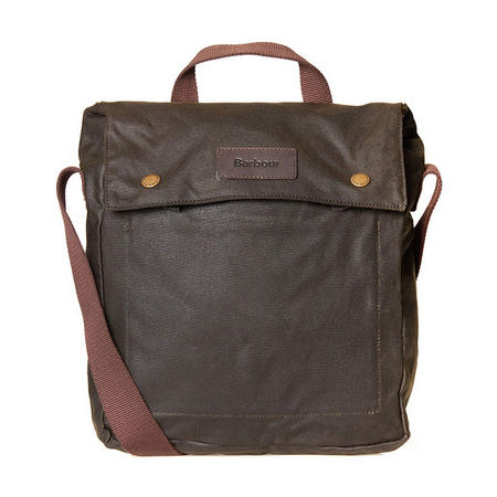 Balloch Flight Bag Brown