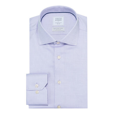 Circle Weave Shirt Purple