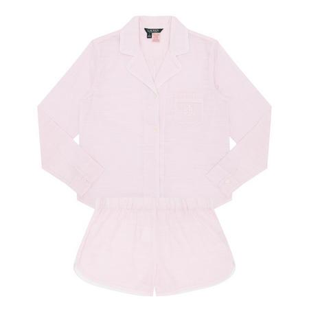 Striped Pyjama Set Pink