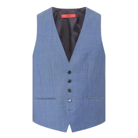Vox 182 Waistcoat Blue