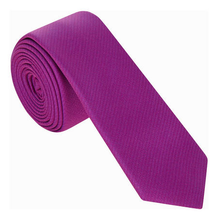 Solid Tie Purple