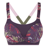 Magic Motion Pro Sports Bra Purple