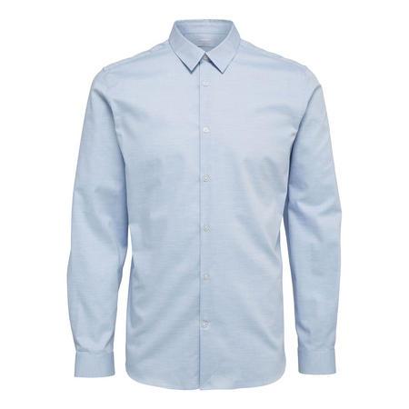Basic Formal Shirt Blue